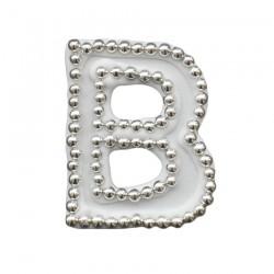 Διακοσμητικό γράμμα Β για δίσκο μνημοσύνου