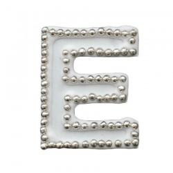 Διακοσμητικό γράμμα Ε για δίσκο μνημοσύνου