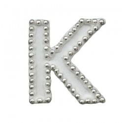 Διακοσμητικό γράμμα Κ για δίσκο μνημοσύνου