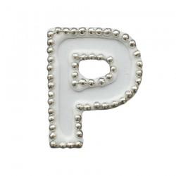 Διακοσμητικό γράμμα Ρ για δίσκο μνημοσύνου