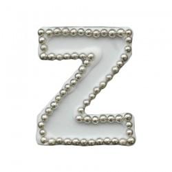 Διακοσμητικό γράμμα Ζ για δίσκο μνημοσύνου