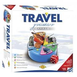 Επιτραπέζιο παιχνίδι travel γνώσεων Ελλάδα