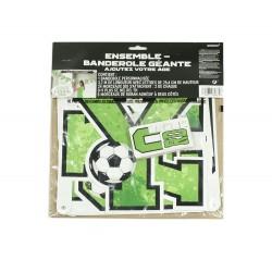 Γιρλάντα ποδόσφαιρο 3,2m