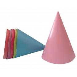 Καπέλα για παιδικά party 6 τεμαχίων πολύχρωμα