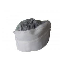 Σκουφάκι από ύφασμα με δίχτυ