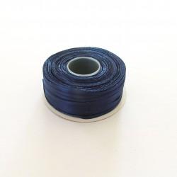 Κορδέλα σατέν 3mm x 100 m- Μπλε