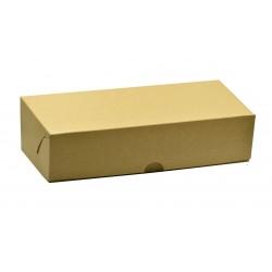 Κουτί χάρτινο καφέ (kraft) 25x12x7cm