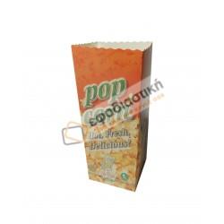 Κουτί ποπ-κορν 7.5x7.5x19.5 cm