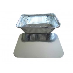Σκεύος αλουμινίου (μερίδας φαγητού) R-43, τεμάχιο