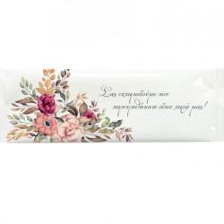 Αρωματικό μαντηλάκι 16x5cm flowers