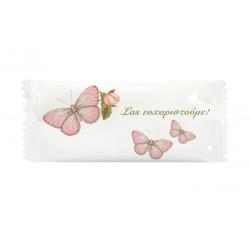 Αρωματικό μαντηλάκι σχέδιο πεταλούδες 12x5 cm