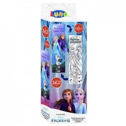 Παζλ χρωματισμού frozen 24 τμχ