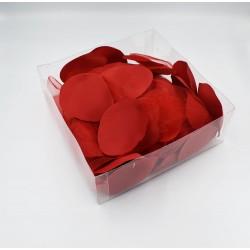 Διακοσμητικά ροδοπέταλα κόκκινα 100τμχ