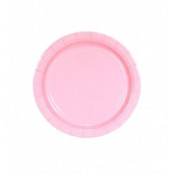 Πιάτο Party 17.8 cm - Ροζ