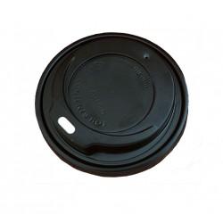 Καπάκι πιπίλα μαύρο 90mm