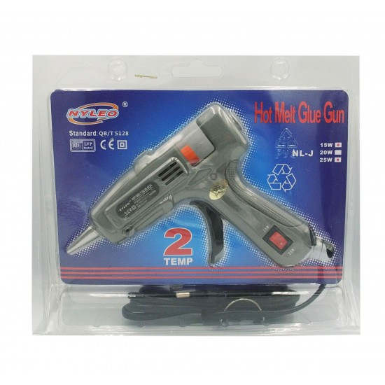Πιστόλι σιλικόνης μικρό 15W και 25W
