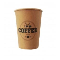 Ποτήρι χάρτινο καφέ μιας χρήσης 12oz