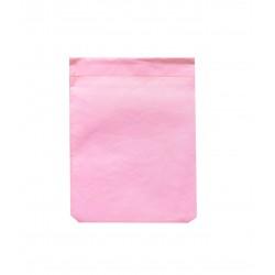 Πουγκί ροζ 11x15cm