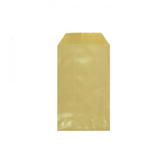 Σακουλάκι χάρτινο 8x15εκ.- Kαφέ Kraft