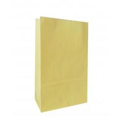 Σακουλάκι χάρτινο 28x16x9cm -κρεμ