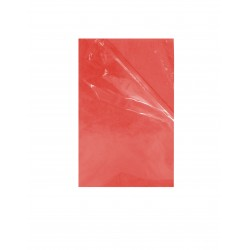 Σελοφάν περιτυλίγματος κόκκινο για καλάθια 100x80 cm