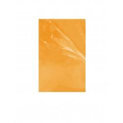 Σελοφάν περιτυλίγματος πορτοκαλί για καλάθια 100x80 cm