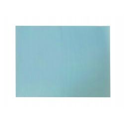 Σουπλά χάρτινο 40x30εκ γαλάζιο