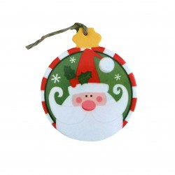 Στολίδι χριστουγεννιάτικο με θέμα Αι Βασίλης