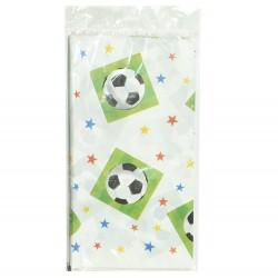 Τραπεζομάντηλο πλαστικό  - Σχέδιο ποδόσφαιρο