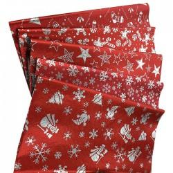 Σελοφάν χριστουγεννιάτικο 70x100cm διάφορα σχέδια