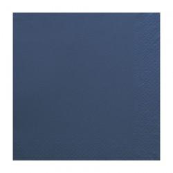 Χαρτοπετσέτα δίφυλλη χρώμα μπλε 33x33 cm - τεμάχιο