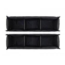Θερμόσακος Delivery (με υφασμάτινη θήκη 6 καφέδων) 42x22x22 cm