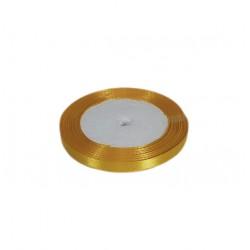 Κορδέλα σατέν 22m x1cm - Χρυσό